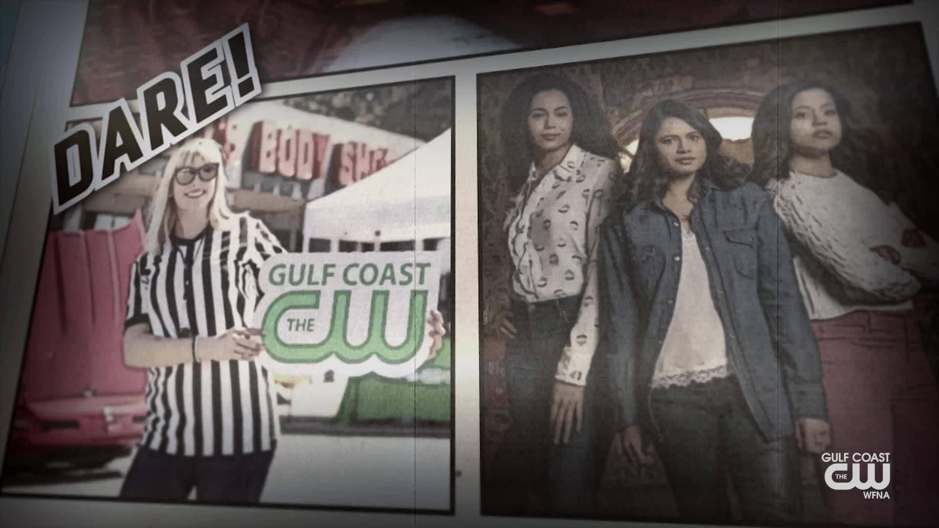 The Gulf Coast CW   Dare To Defy