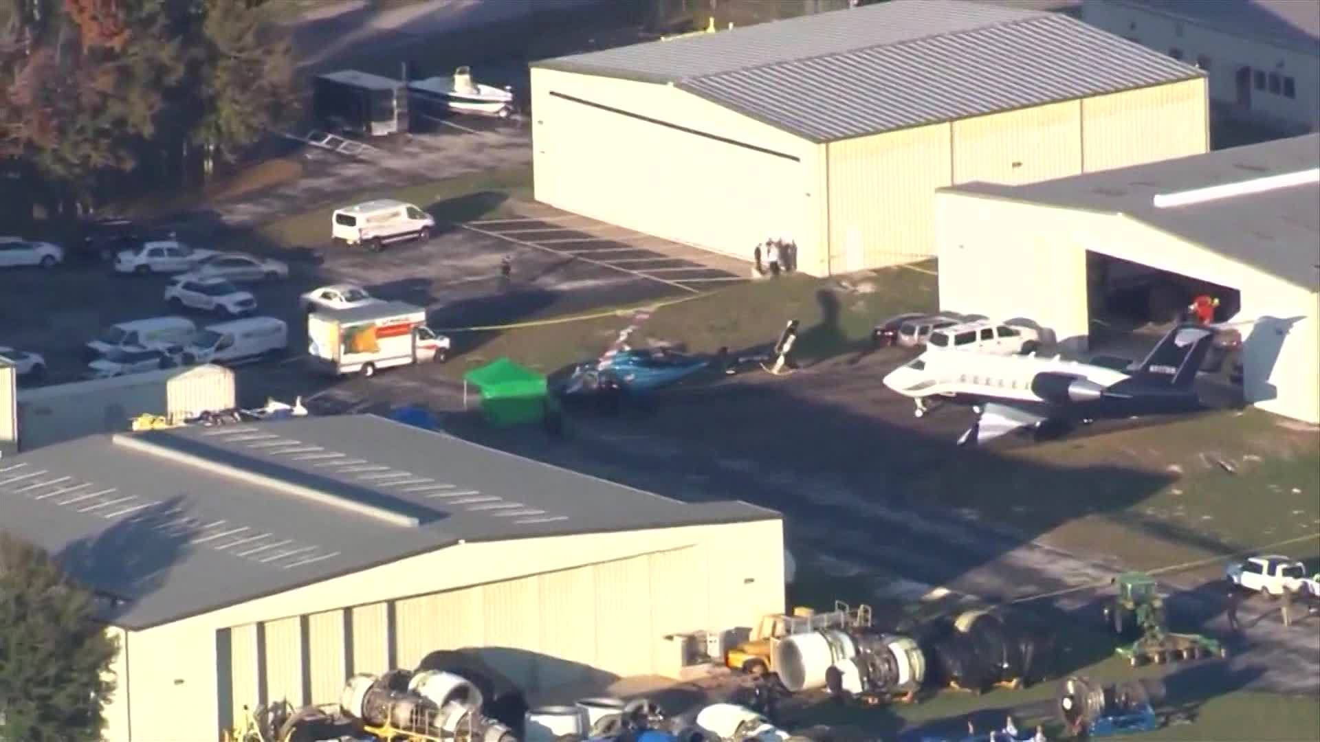 VIDEO: Man decapitated by helicopter rotor at Brooksville-Tampa Bay Regional Airport