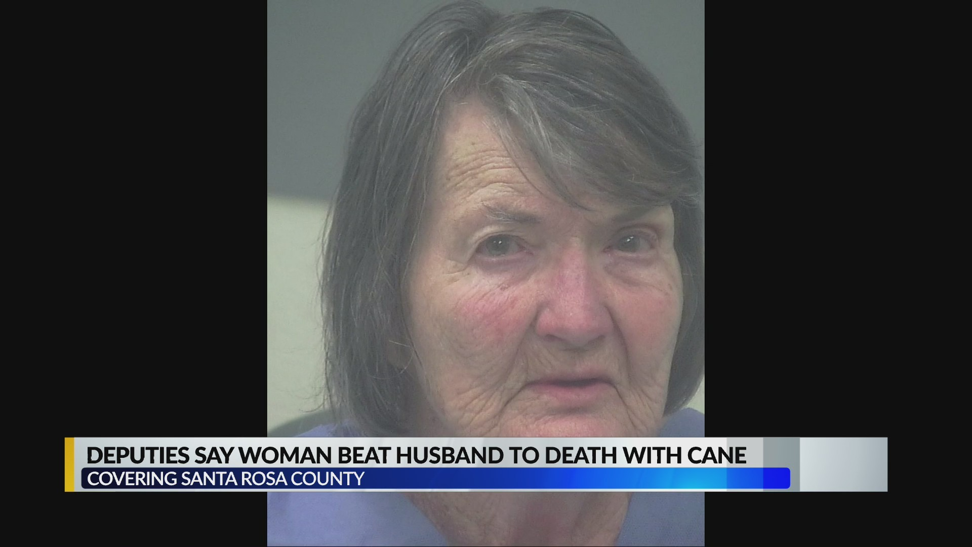 VIDEO: Sheriff: 86-year-old woman kills husband with a cane