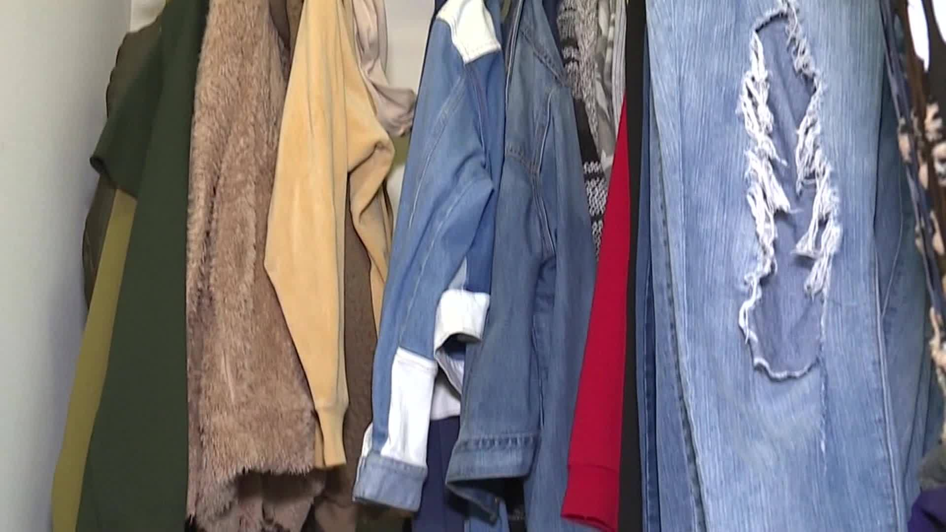 'Ghost' in woman's closet turns out to be intruder trying on her clothes
