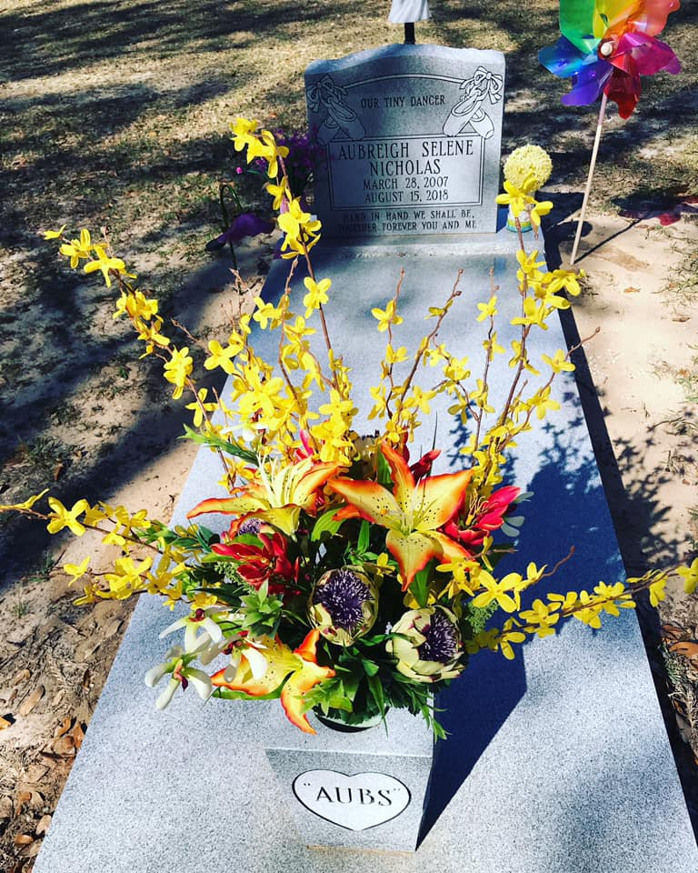 Aubreigh grave_1553469805221.jpg.jpg