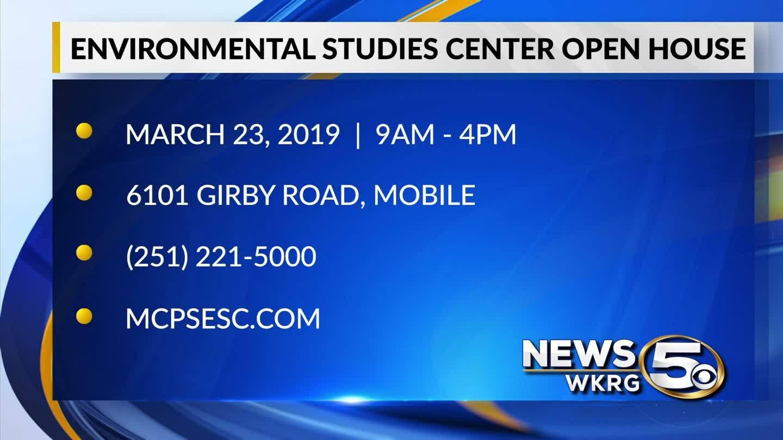 Environmental Studies Center Open House