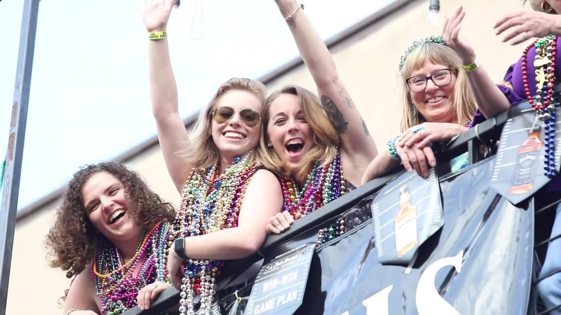 GCCW's Mardi Gras 2019 in Mobile & Pensacola