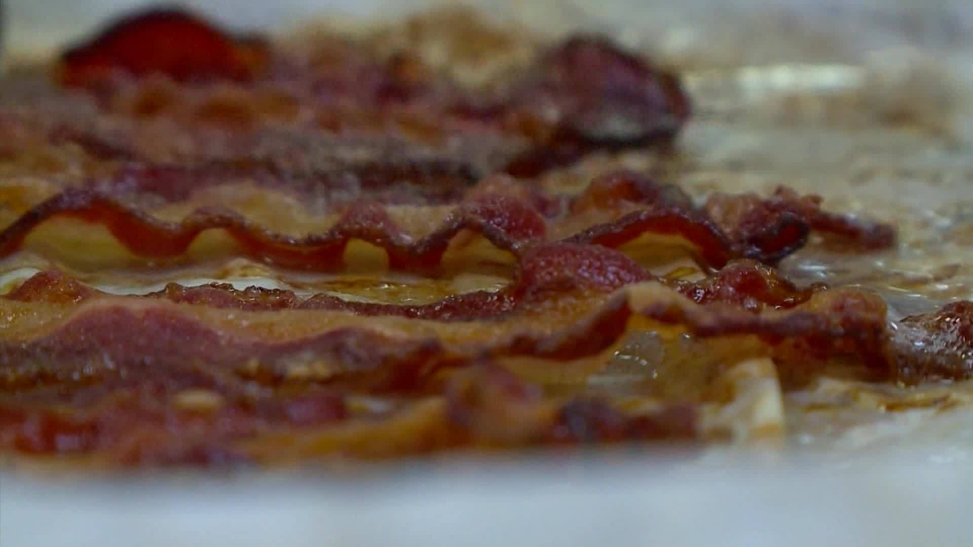 Eating just 1 slice of bacon a day linked to higher risk of colorectal cancer