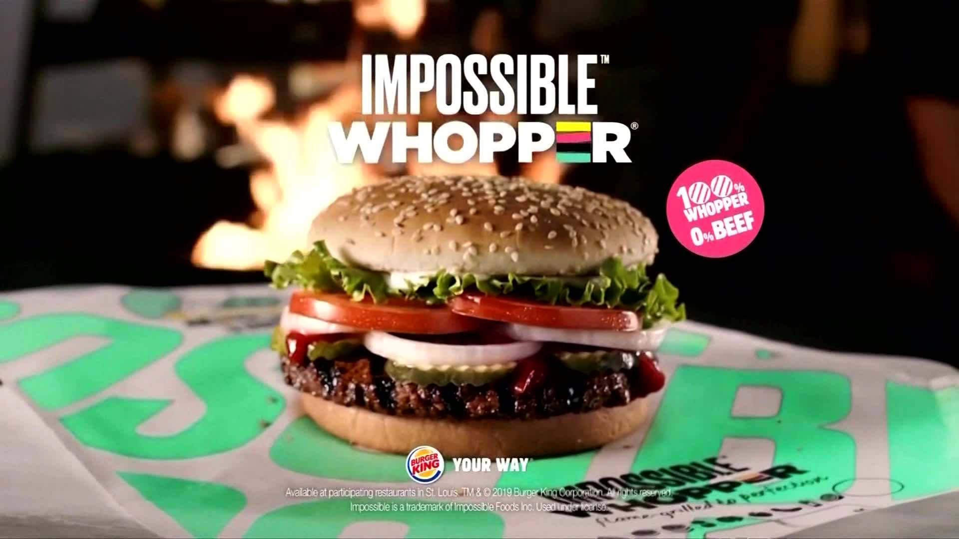 Doctor Sounds Off On Impossible Burgers They Re Not Healthy