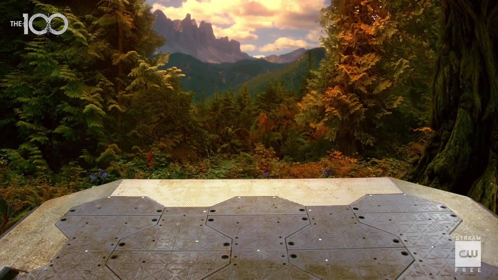 "The 100 | Inside Look at ""Sanctum"" episode (4/30)"