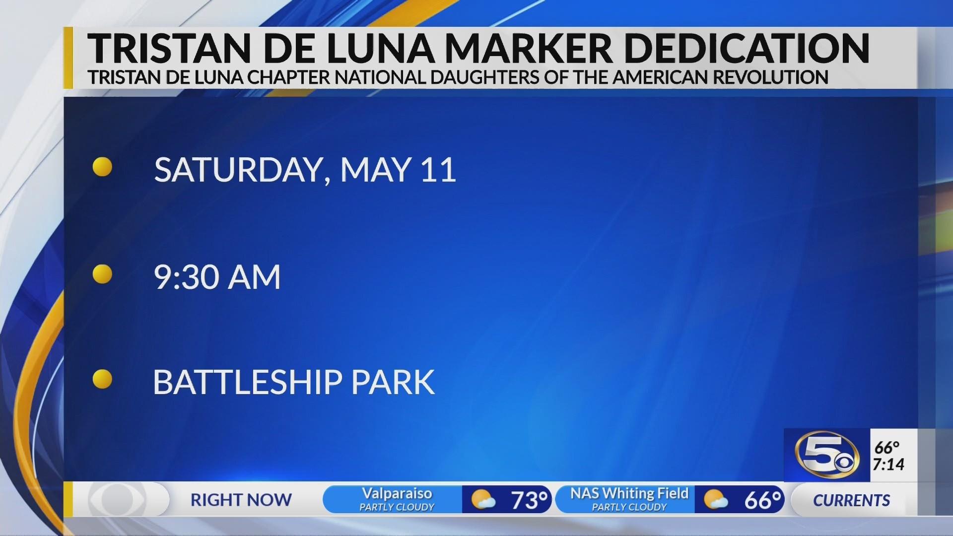 DAR dedicates historic marker at Battleship Park