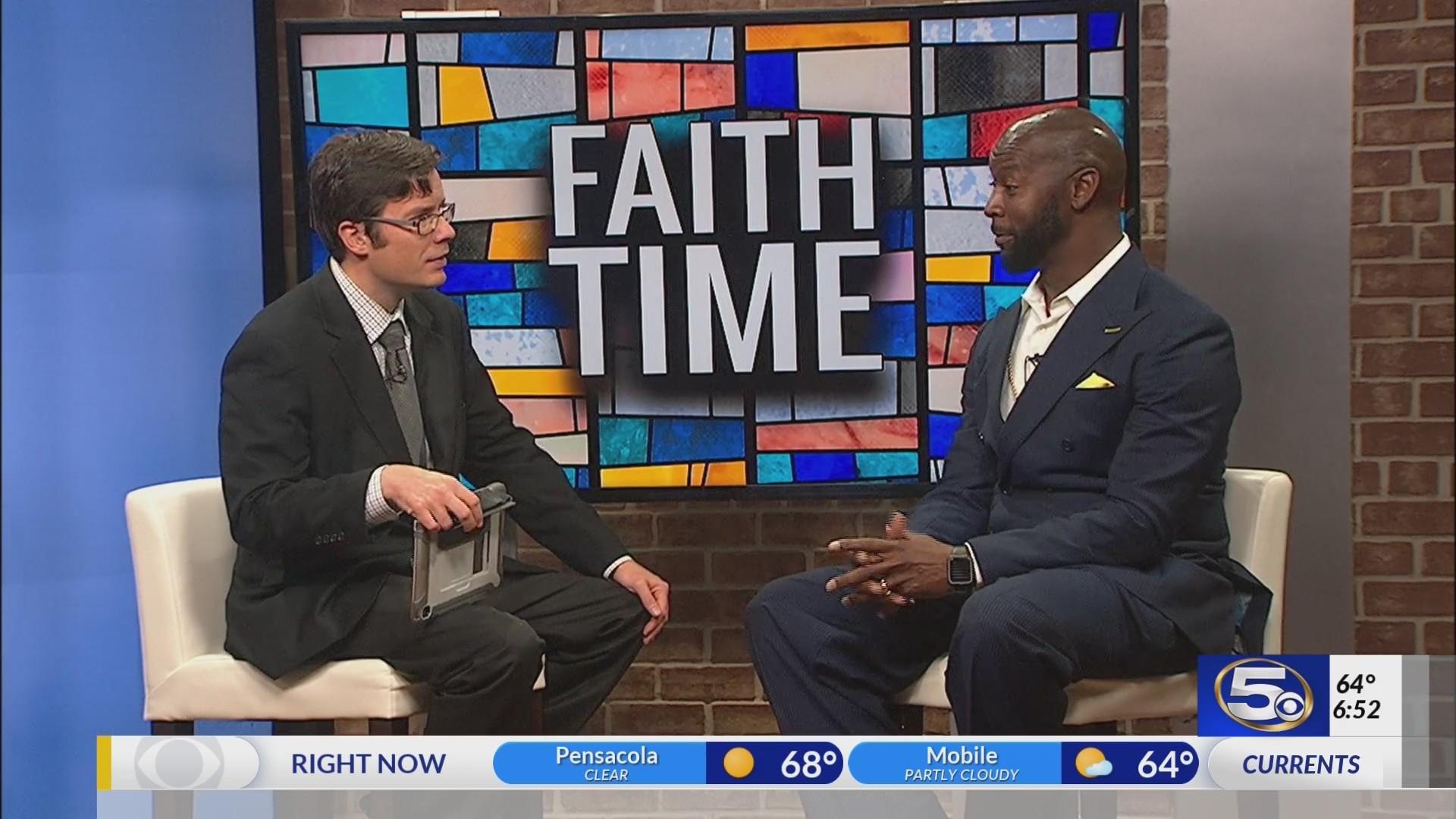 Faith Time:  Getting an education