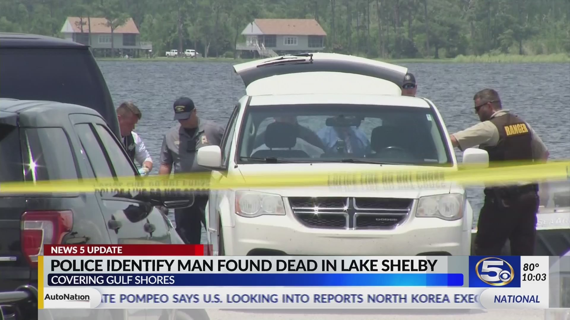 Autopsy Report: Man found in Lake Shelby drowned