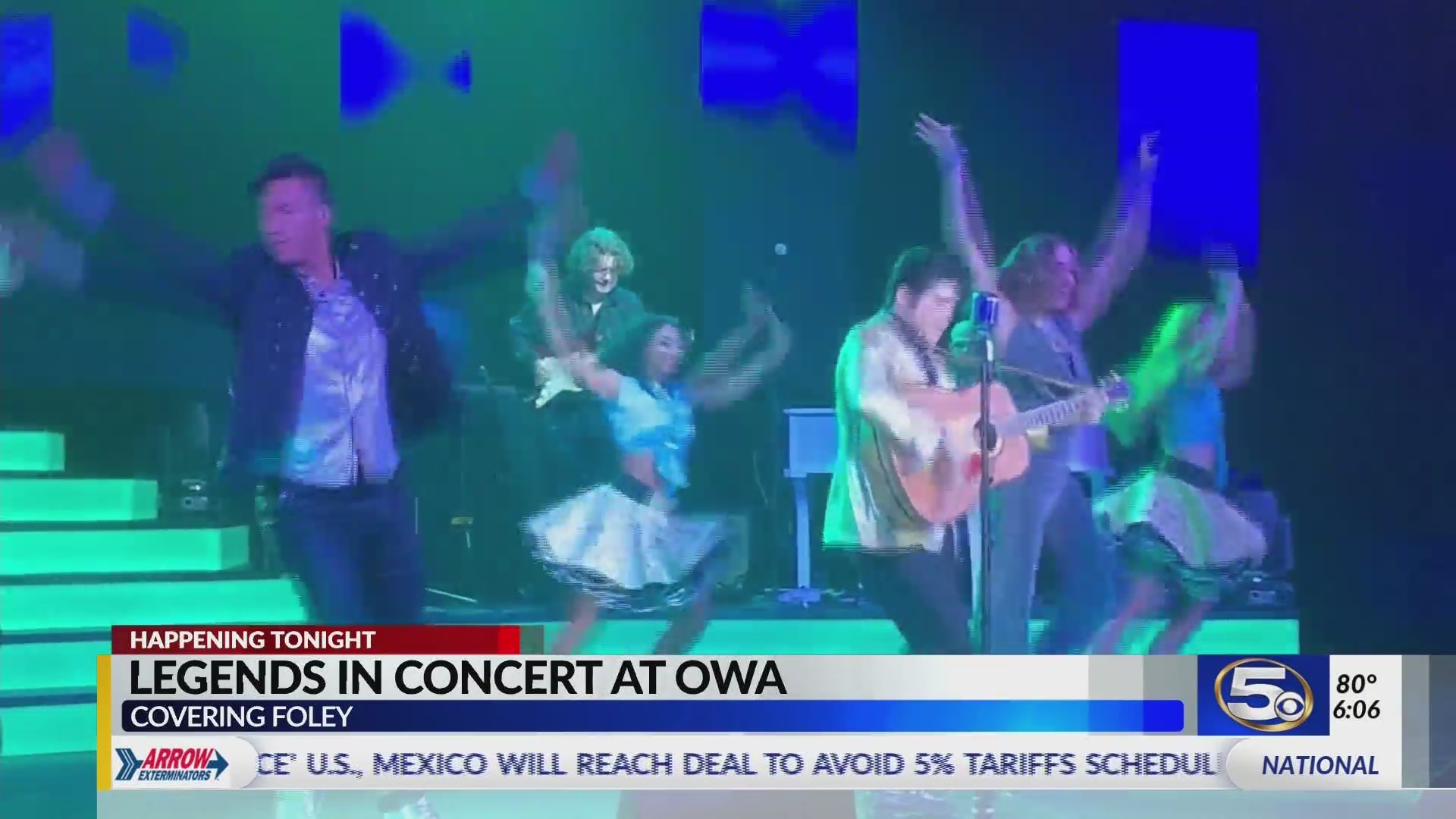 PREVIEW: Legends in Concert opens Friday at OWA