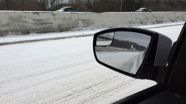 Snow Ice Roads Winter Weather Generic_30827
