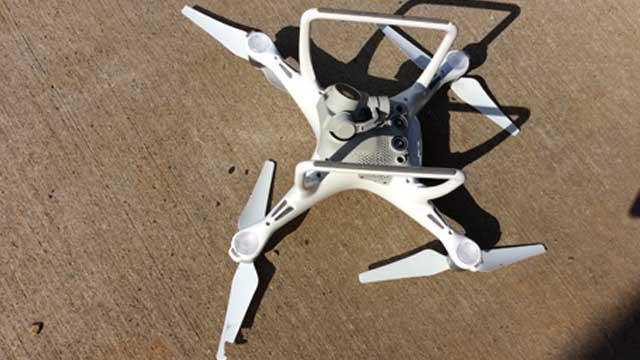Drone shot down_286762