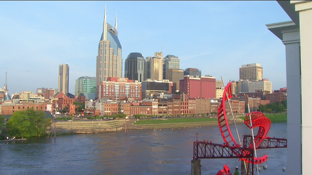 Downtown Nashville generic_68101