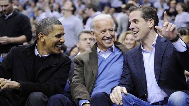 Barack Obama, Joe Biden, Hunter Biden_380431