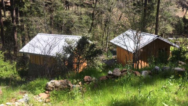 cabin area where Elizabeth Thomas and Tad Cummins found_402578