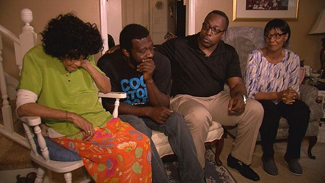 Al Baker's family, Krispy Kreme homicide_411712