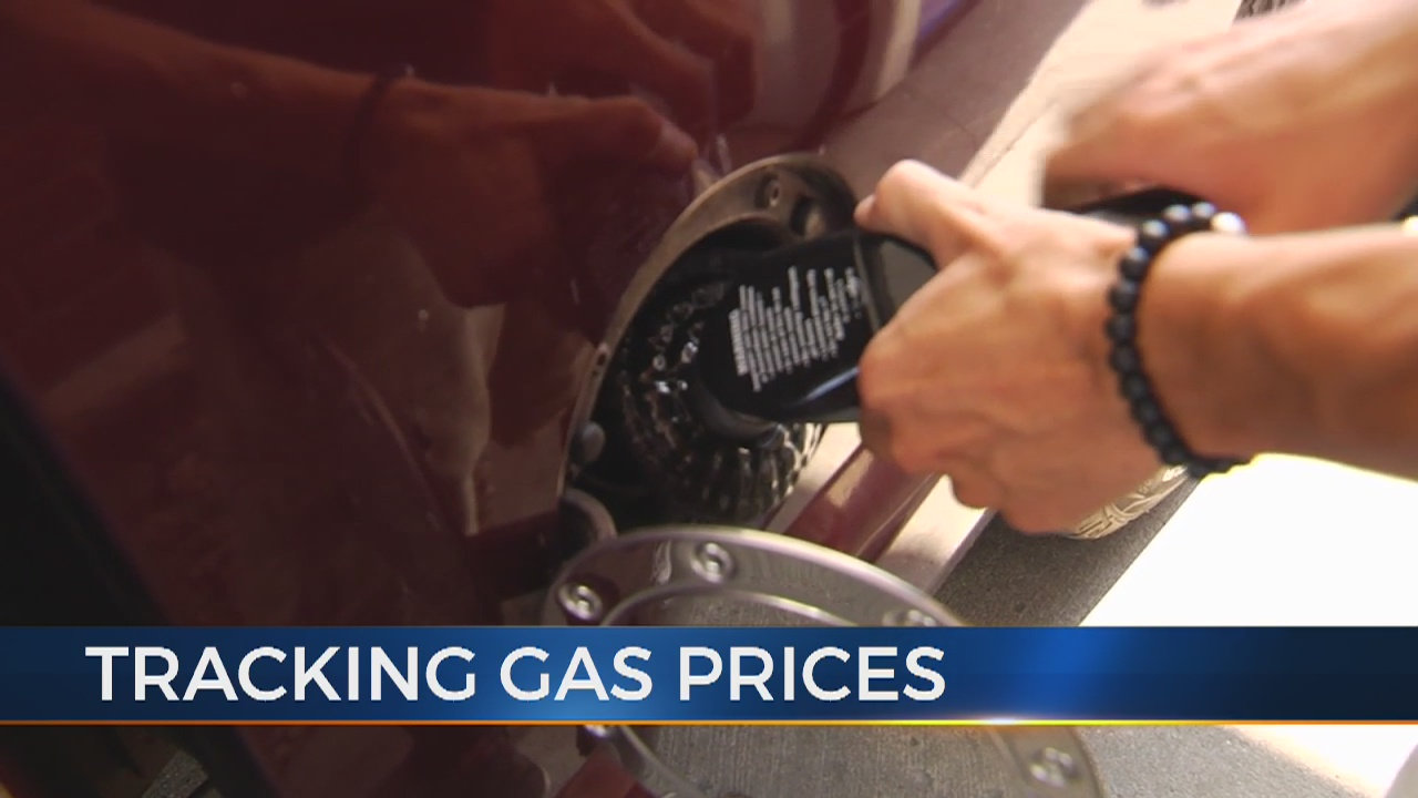 Will Harvey impact gas prices in Tennessee?
