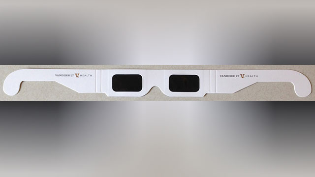 Vanderbilt recalls thousands of eclipse glasses given out at