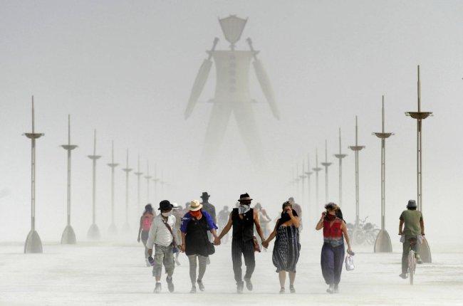 Burning Man Death_440688