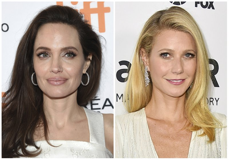 Angelina Jolie, Gwyneth Paltrow_451206