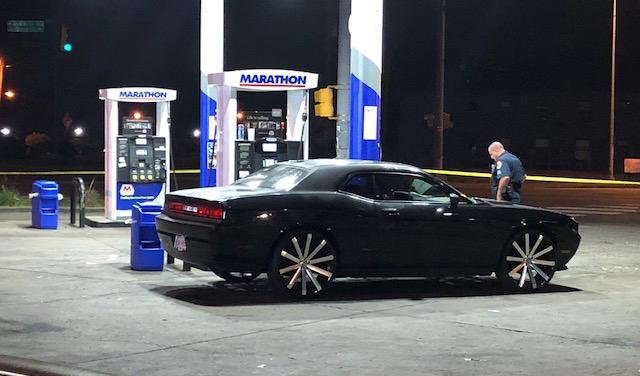 Marathon gas station Hadley Park shooting_449959