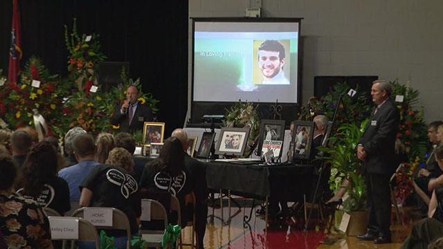 Sonny Melton funeral, Las Vegas shooting_451075