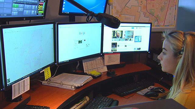 Spring Hill 911 dispatch center_460327