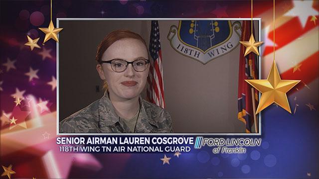 Senior Airman Lauren Cosgrove_463660