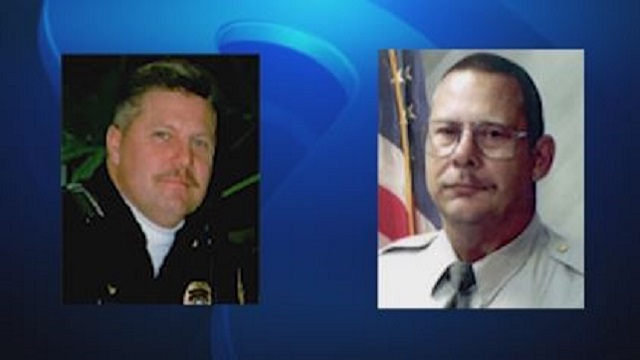 Fallen Wilson County law enforcement officers