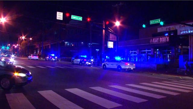 Gunshot victim dropped off at Vanderbilt hospital