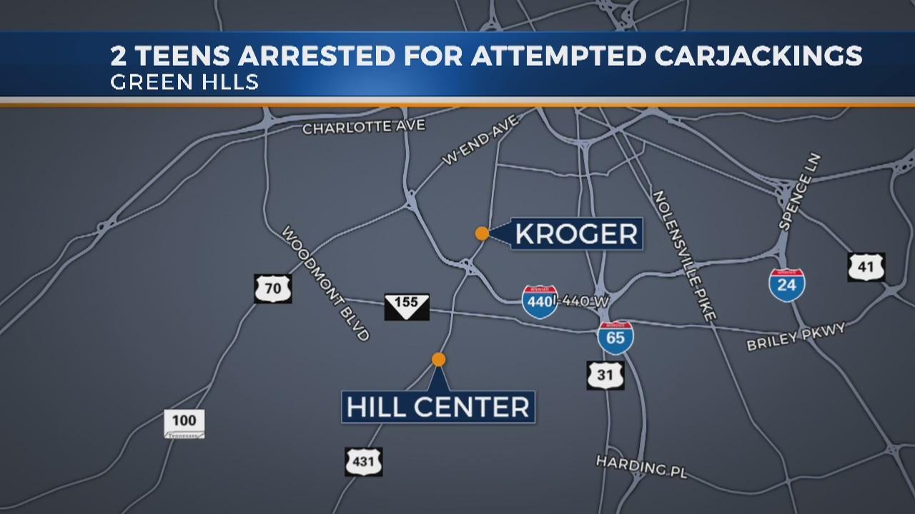 Manual transmission thwarts Green Hills carjacking