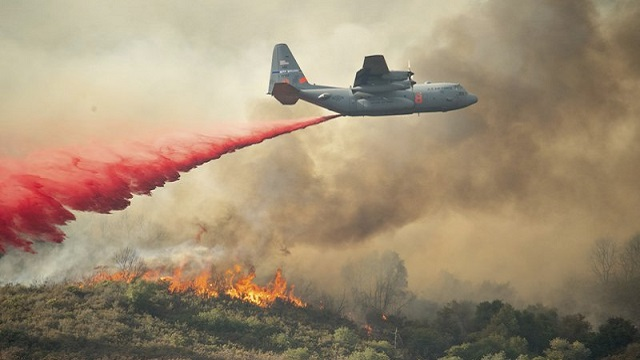 California wildfires now largest in state history