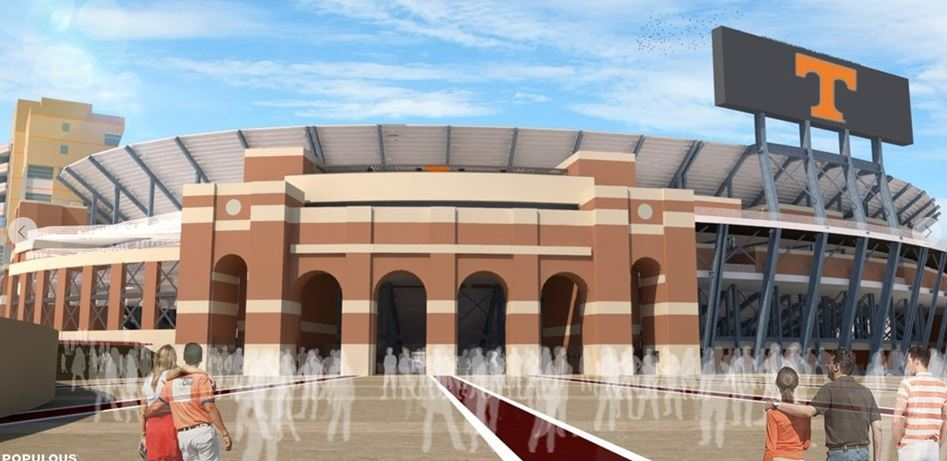 Neyland Stadium renderings_457513