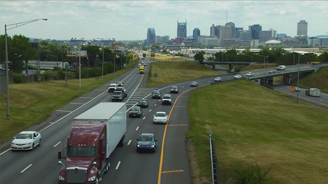 Nashville driving generic