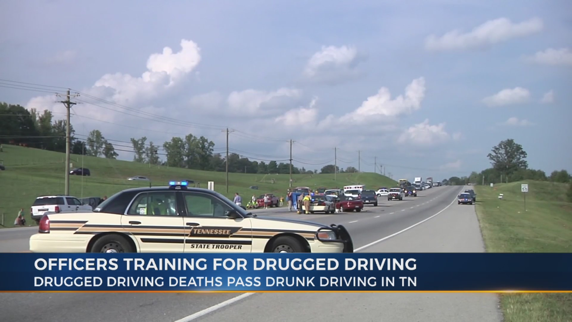 Officers train to recognize drugged driving