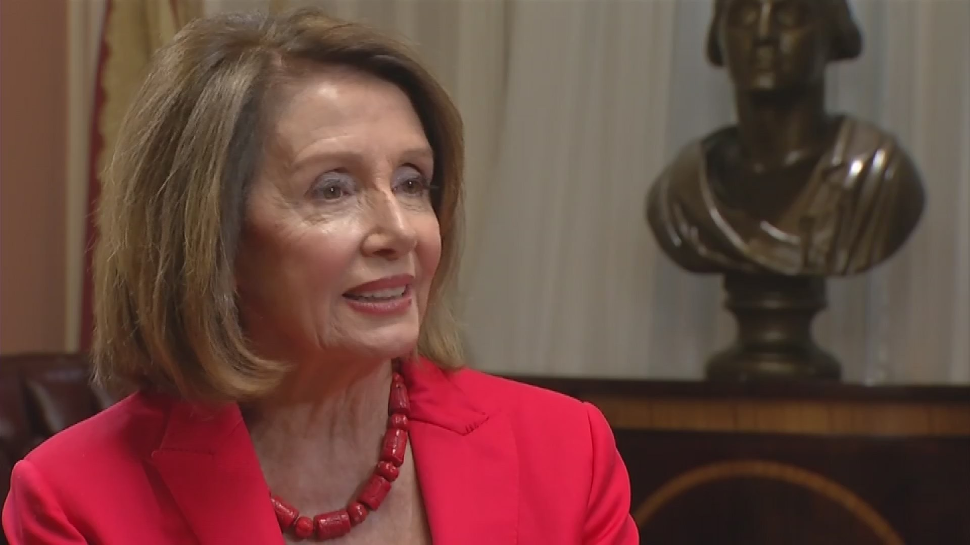 VIDEO: House Speaker Nancy Pelosi: The most powerful woman in America
