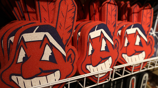 Chief Wahoo Cleveland Indians