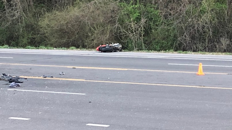 Police Identify Motorcyclist Killed In