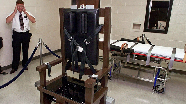 Tennessee electric chair
