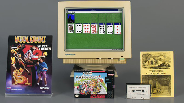 Video Game Hall of Fame 2019