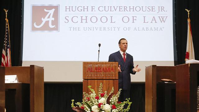 Hugh F. Culverhouse Jr.,