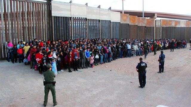 Border children