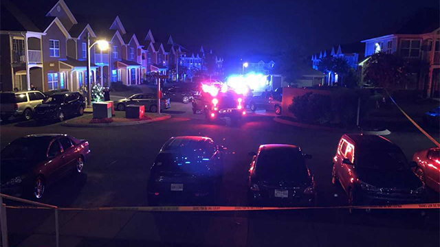 Cartwright Street shooting