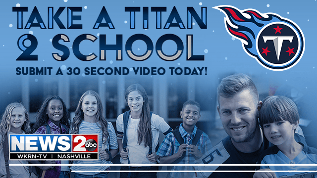 Enter to win: Take a Titan 2 School   WKRN