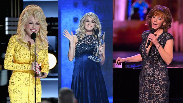 Dolly Carrie Reba