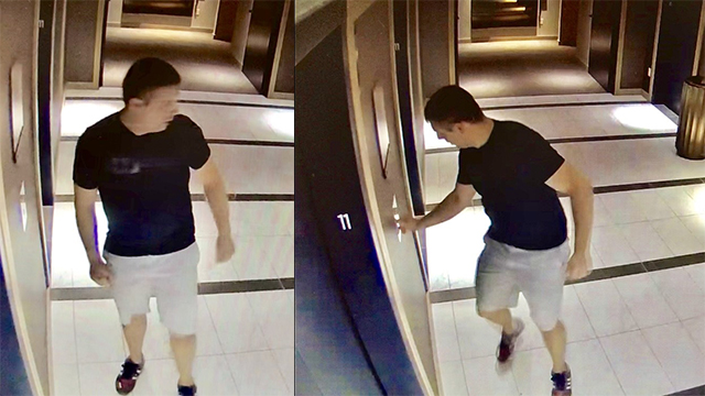 JW Marriott attack suspect