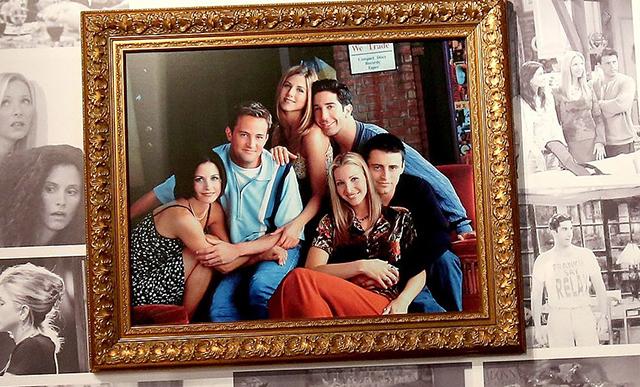 Watch 25 hours of 'Friends,' earn $1K, free Netflix for year