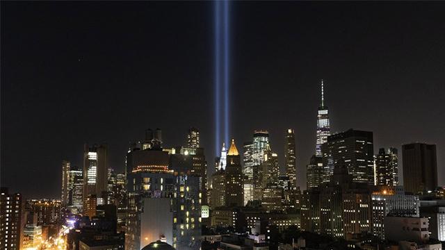 9/11 beams
