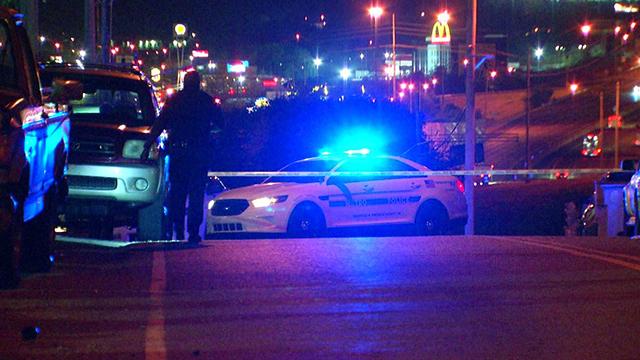 Larry's Brick Church Pike fatal shooting