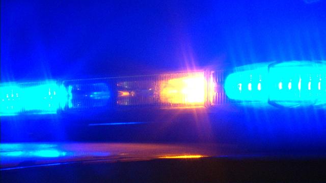 blue lights police generic